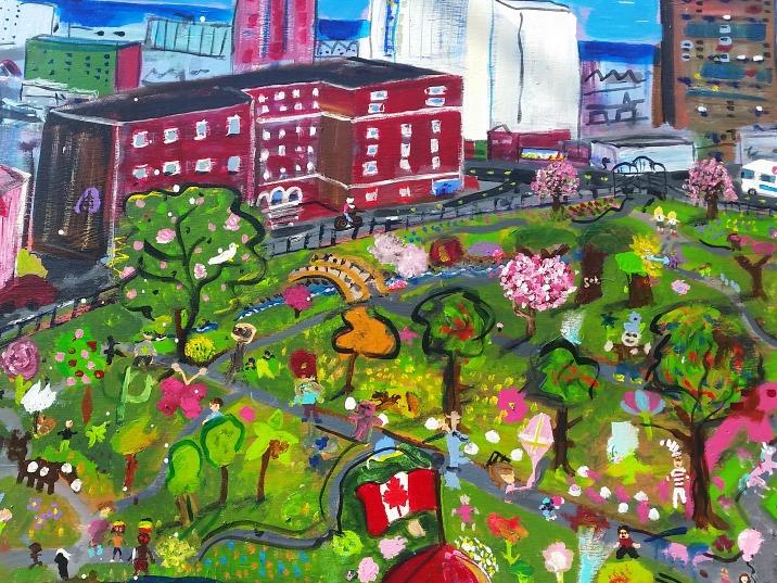 Halifax Mural